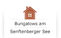 Bungalovy u jezera Senftenberg